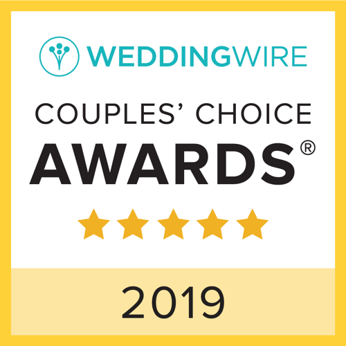 wedding celebrant award couples choice