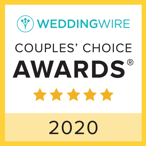 wedding awards couples choice celebrant