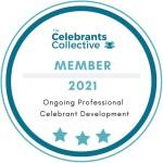 members badge professional celebrant Italy